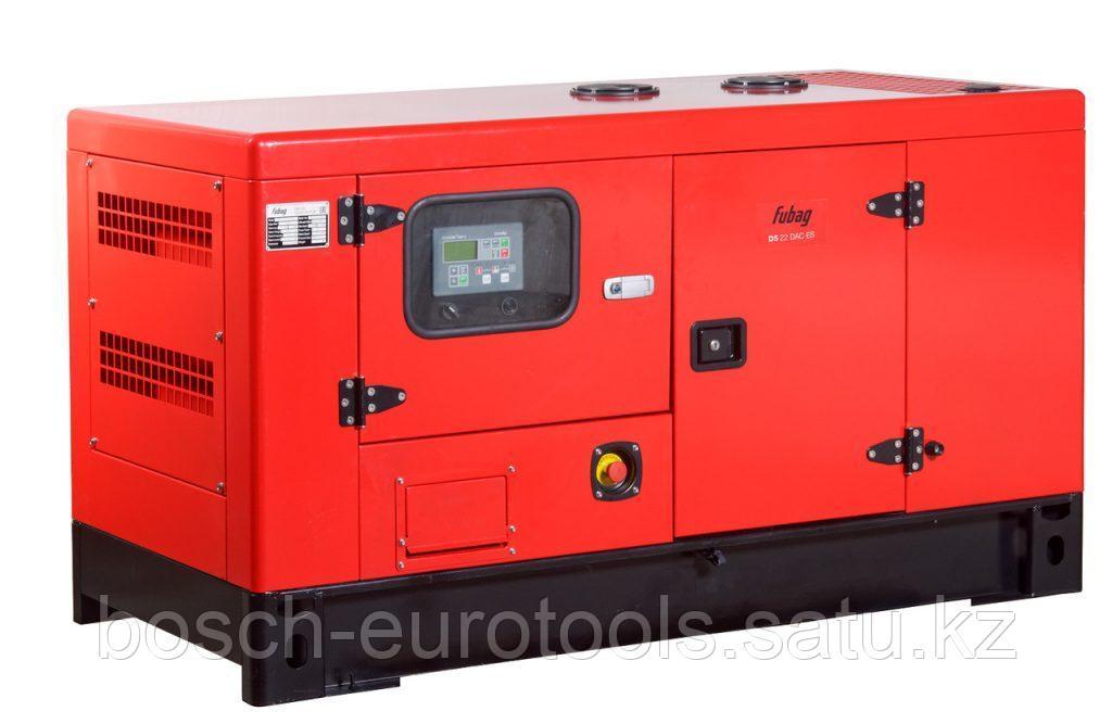 FUBAG Электростанция дизельная DS 22 DAC ES
