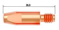 Fubag Контактный наконечник M6х28 мм CuCrZr D=0.9 мм (25 шт.)