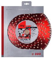 FUBAG Алмазный отрезной диск Stein Pro D300 мм/ 30-25.4 мм по камню