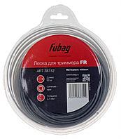 FUBAG Триммерная леска_сечение круглое_L 60 м * 2.4 мм