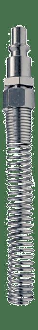FUBAG Разъемное соединение рапид (штуцер), пружинка для шланга 8x12мм, блистер 1 шт