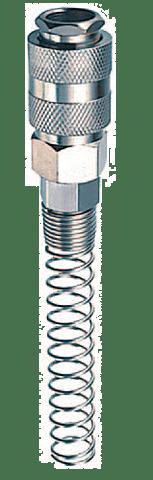 FUBAG Разъемное соединение рапид (муфта), пружинка для шланга 8x12мм
