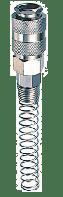 FUBAG Разъемное соединение рапид (муфта), пружинка для шланга 6.5x10мм, блистер 1 шт