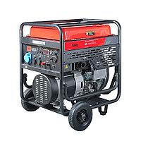 FUBAG Бензиновый генератор с электростартером и коннектором автоматики BS 14000 A ES