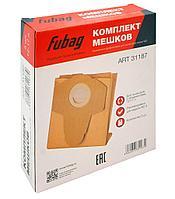 FUBAG Комплект мешков одноразовых 12-17 л для пылесосов серии WD 3_5 шт.