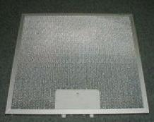 Жироулавливающий, Алюминиевый фильтр для вытяжки Hansa 1007357