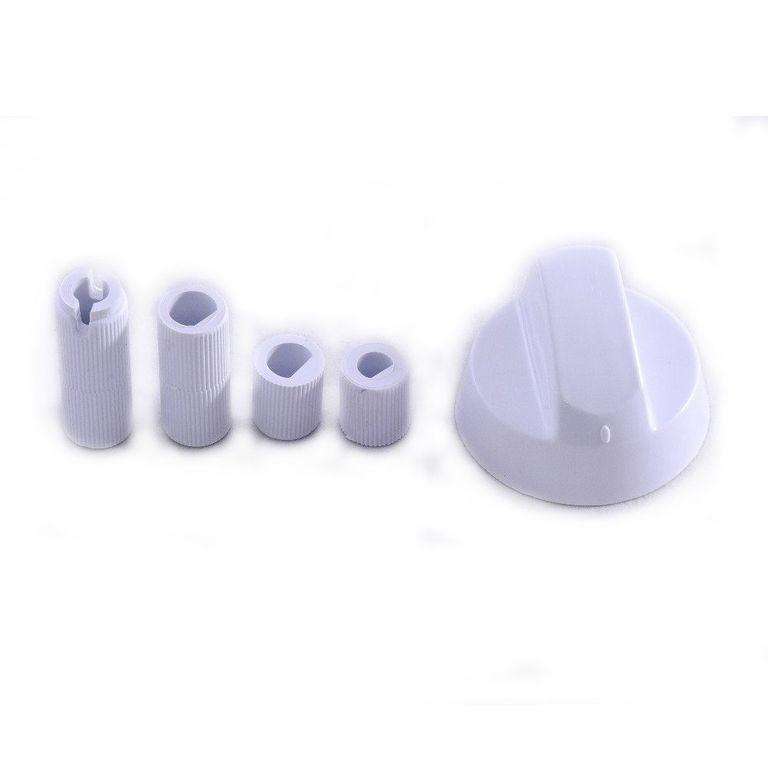 Универсальная ручка для электрических плит с переходниками для большинства плит