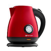 Электрический чайник Kitfort KT-642-5 красный