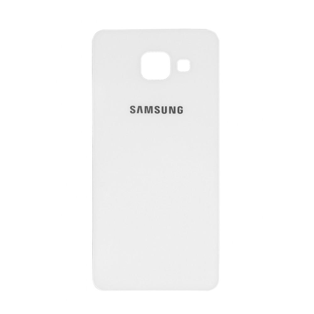 Задняя крышка Samsung Galaxy A3 (2016) A310 White (70)