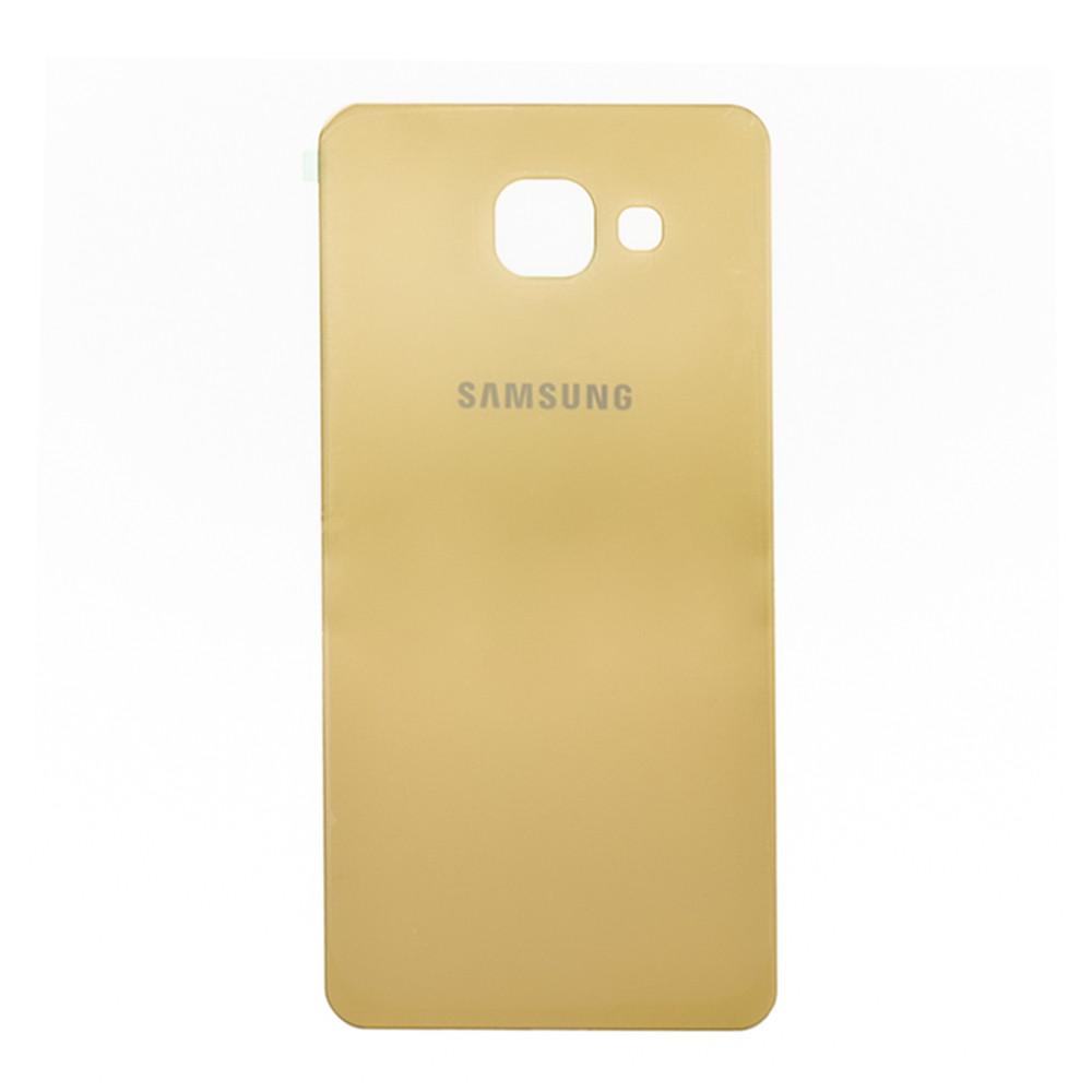 Задняя крышка Samsung Galaxy A5 (2016) A510 Gold (70)
