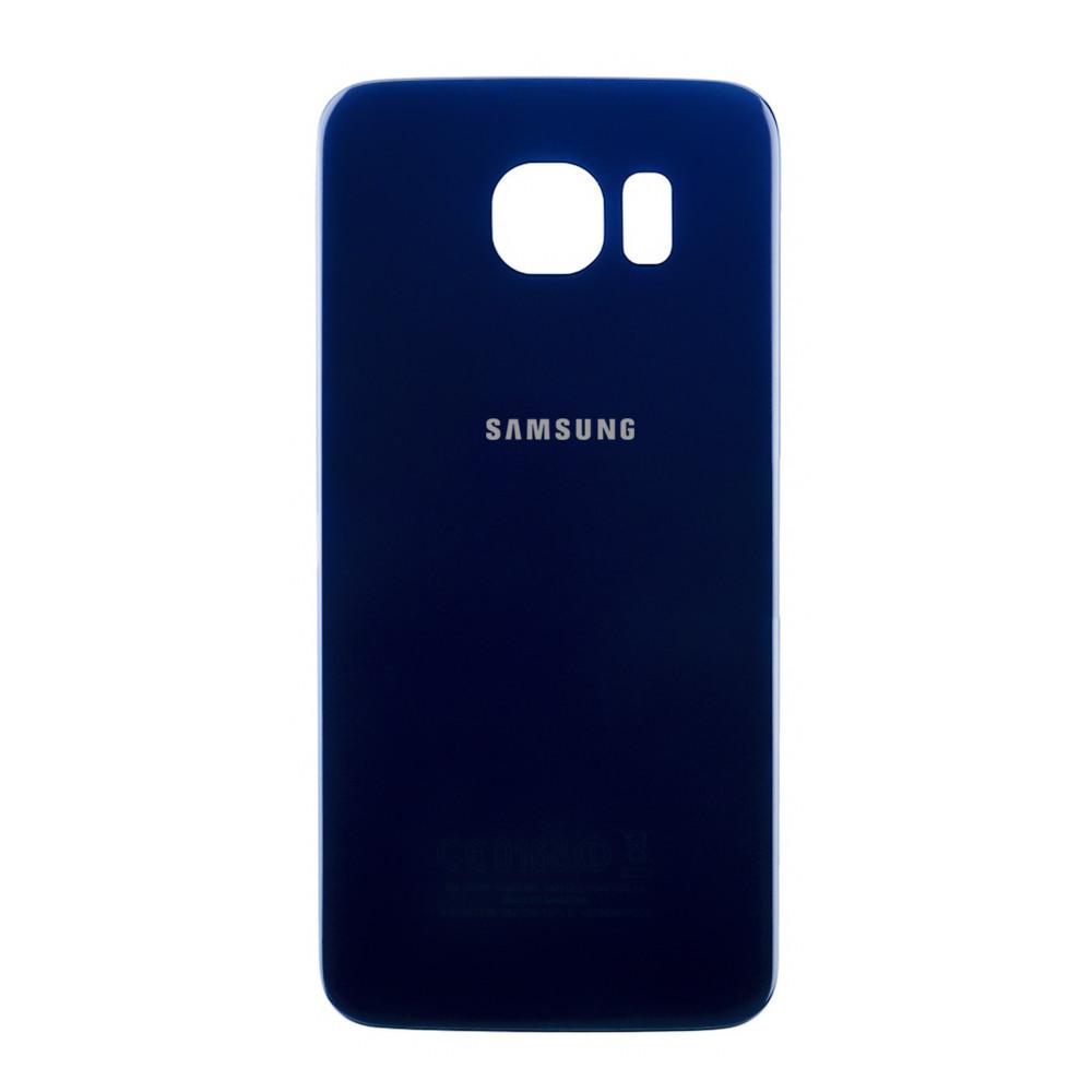 Задняя крышка Samsung Galaxy S6 G920 Blue (71)
