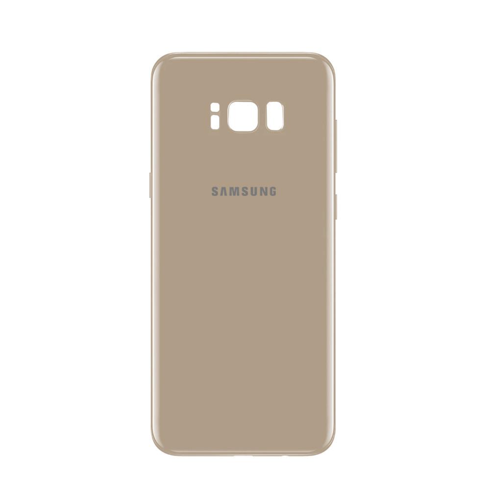 Задняя крышка Samsung Galaxy S8 Plus G955 Gold (71)