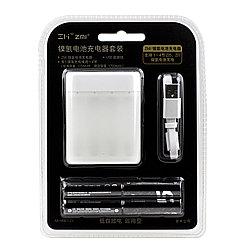Зарядное устройство Xiaomi ZMI PB401 с аккумуляторами AA 1750mAh (4 шт)