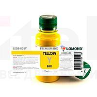 Чернила R270/L800 LOMOND LE08-001Y Yellow / :Желтый 100ml