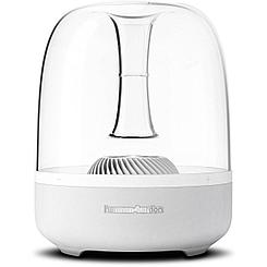 Портативная акустическая система Bluetooth Harman Kardon Aura White