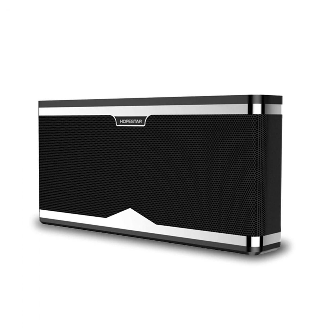Портативная акустическая система Bluetooth Hopestar H18 Black