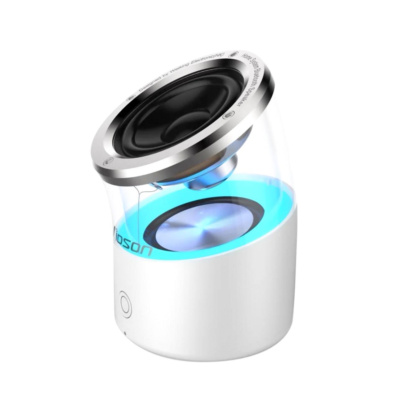 Портативная акустическая система Bluetooth Vidson i3 White