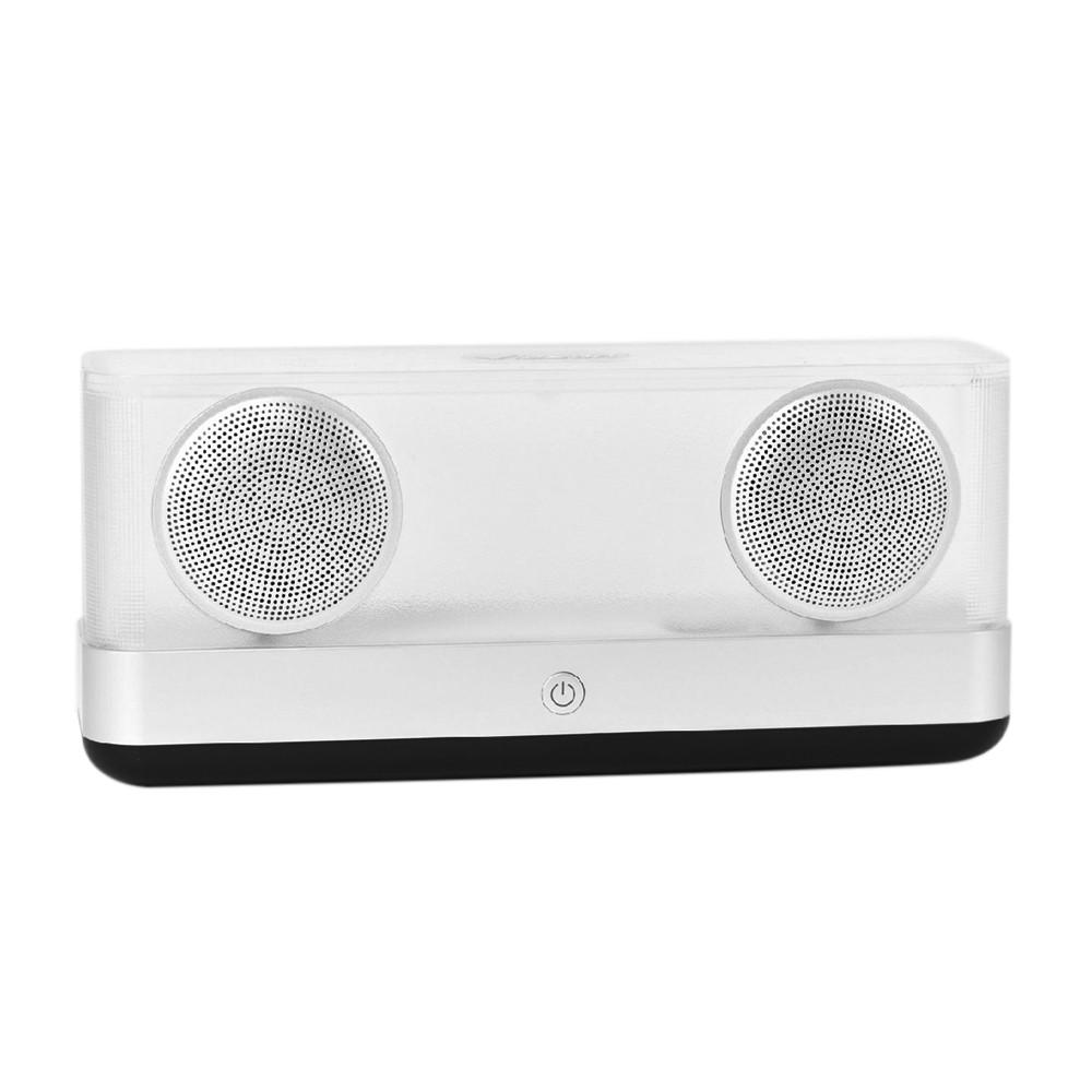 Портативная акустическая система Bluetooth Vidson i30 Silver