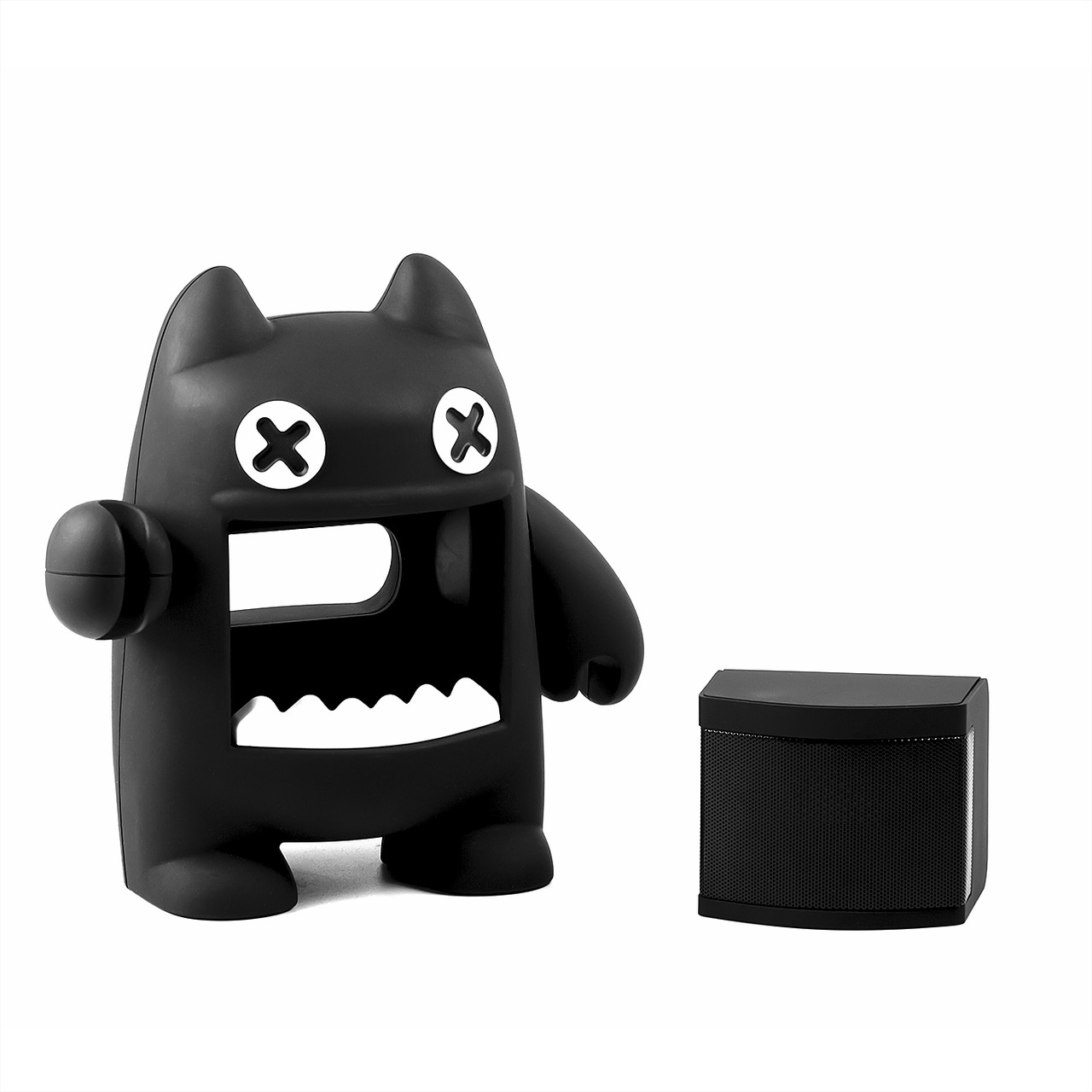 Портативная акустическая система Bluetooth Zombies Cat Magic Sound ZC-YM-1, Black