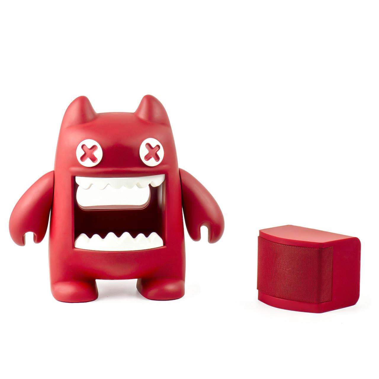 Портативная акустическая система Bluetooth Zombies Cat Magic Sound ZC-YM-1, Red