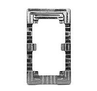 Рамка для центровки стекол iPhone 6G металлическая