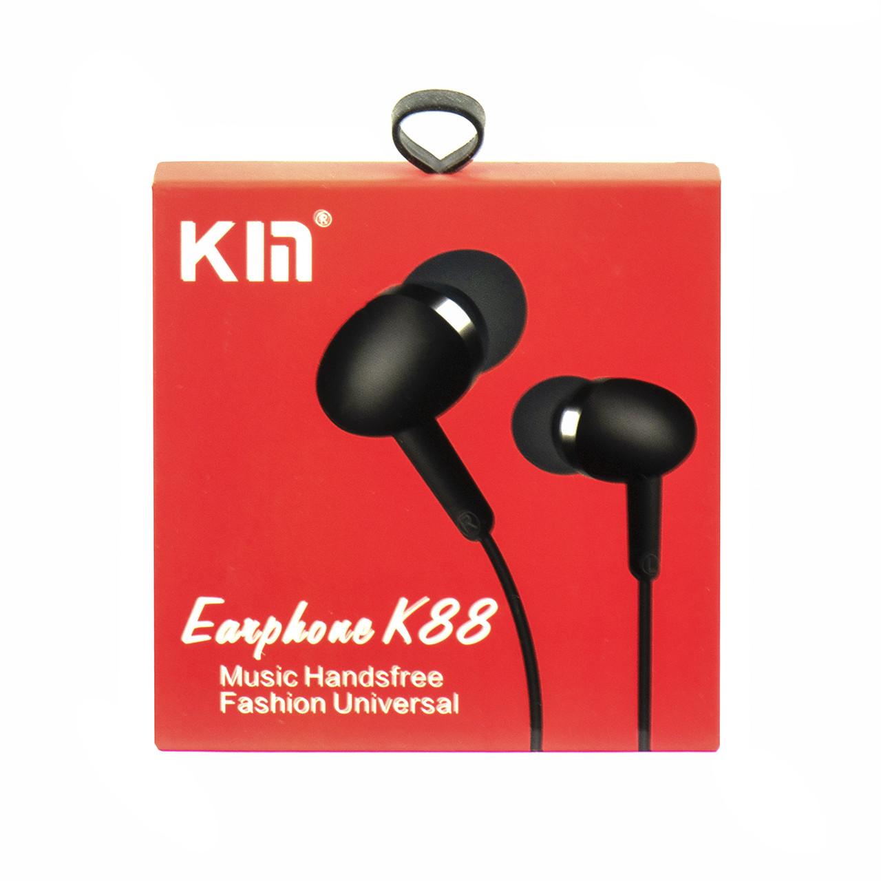 Гарнитура Kin K88, Black