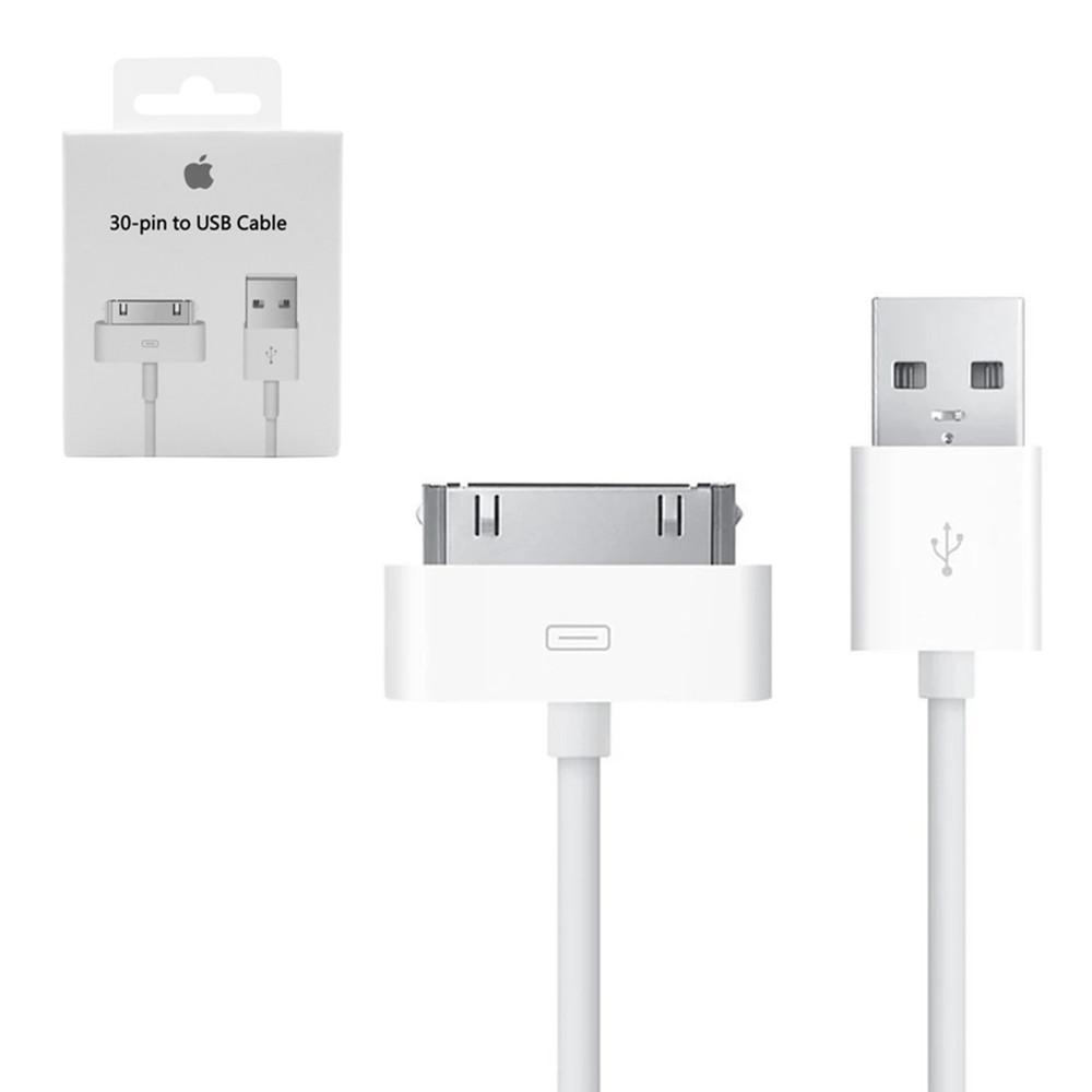 Кабель Apple iPad 30-pin 1m MA591ZM/C White
