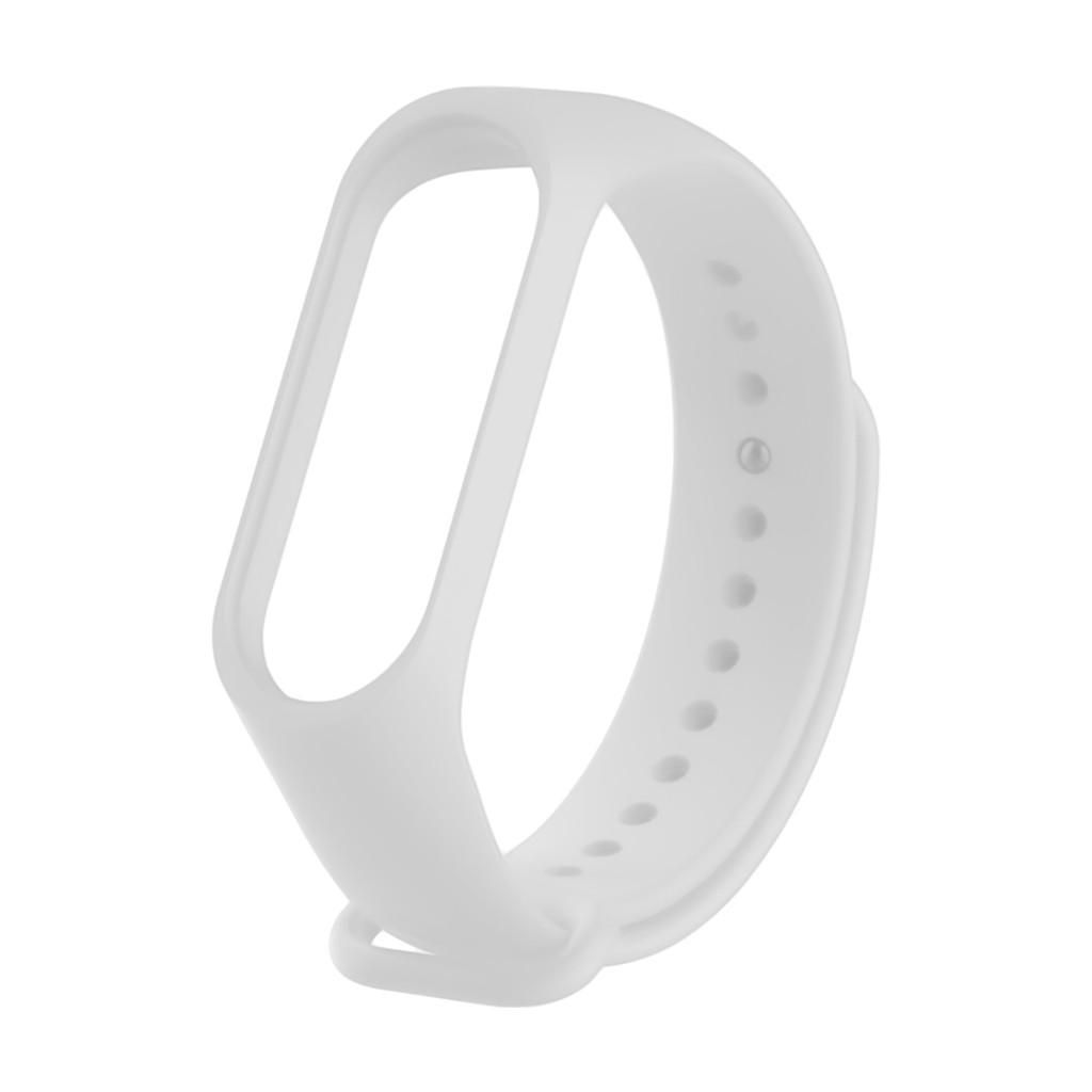 Ремешок для смарт-браслетов Xiaomi Mi Band 5, Copy, White