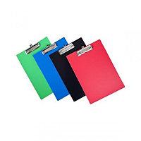 Папка-планшет Berlingo А4, пластиковая, ассорти