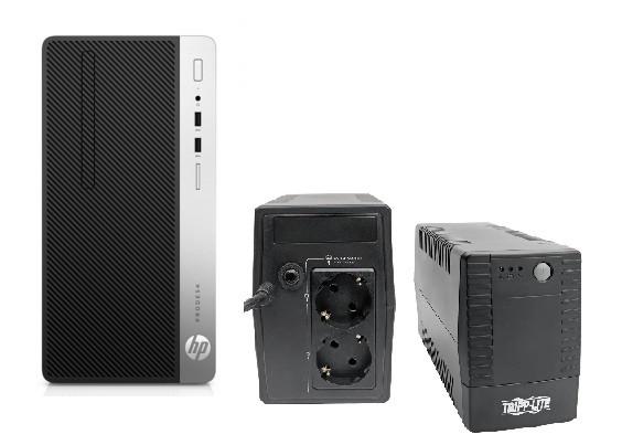 Компьютер-комплект HP Europe ProDesk 400 G6 (6CF47AV/TC33_650D)