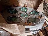 Светильник операционный СР-4М (6-ти рефлекторный ) галогеновые лампы, фото 4