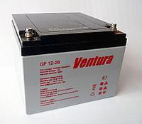 Аккумулятор Ventura GP 12-26 (12V / 26Ah)