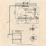 Светильник хирургический стационарный регулирующийся с аварийным питанием 6-ти рефлекторный (СРА-6), фото 3