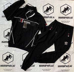 Спортивный костюм Adidas Black в Алматы, фото 2
