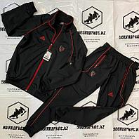 Спортивный костюм Adidas Porsche Black\Red