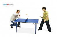 Теннисный стол Start Line Junior с сеткой (Р-р: Д 136 см, Ш 76 см, В 65 см), фото 1