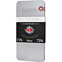 Bucheron горький шоколад в железной упаковке  100гр (10шт - упак)