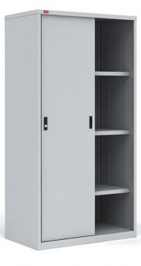 Шкаф-купе архивный металлический ШАМ 11.К (1860х960х450 мм)