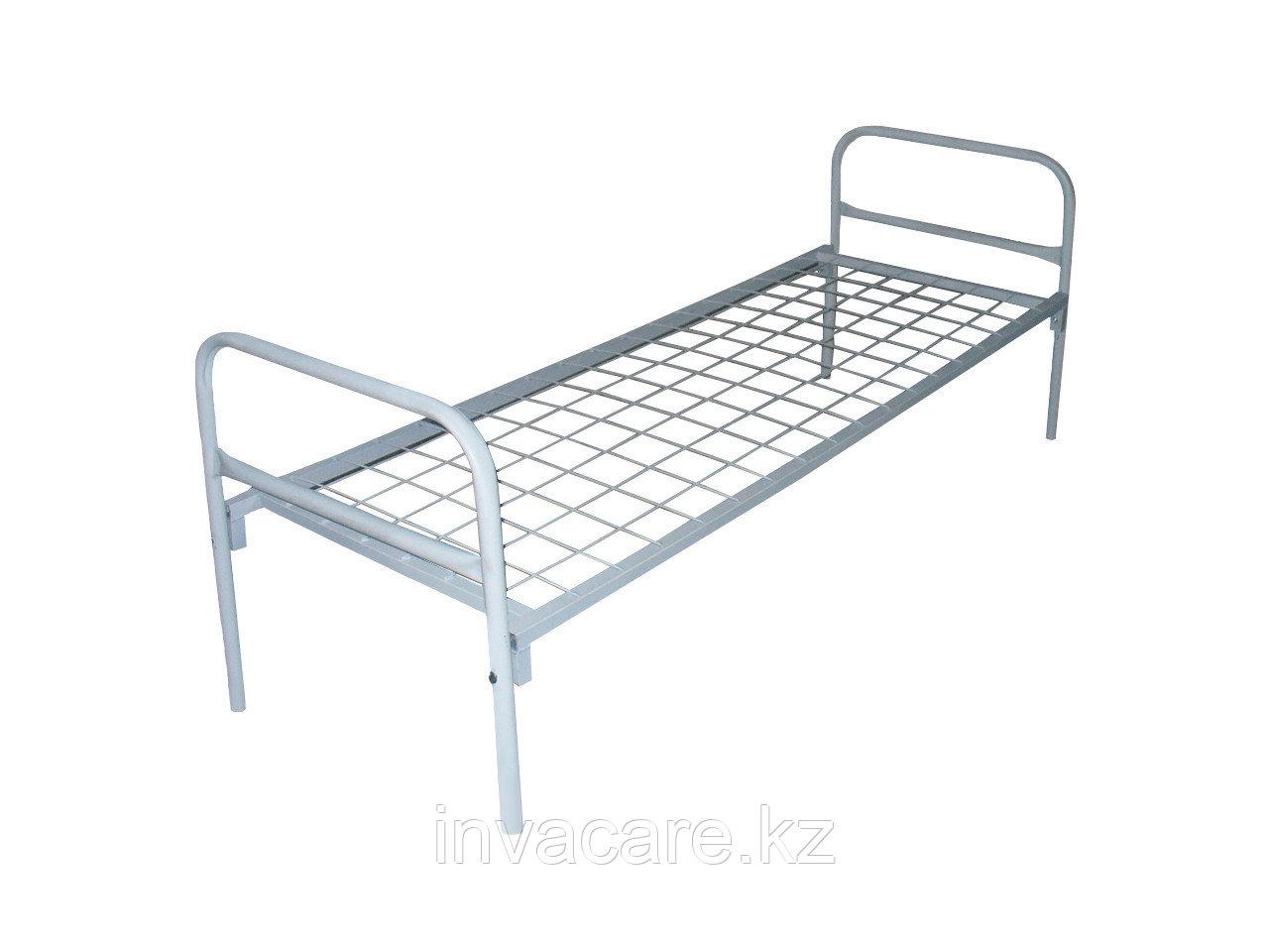 Кровать металлическая облегченная