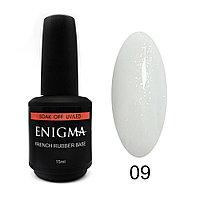 База камуфлирующая с шиммером Enigma Shine№09, 15мл