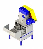 Агрегат дробильно-делительный - АДД 60х100