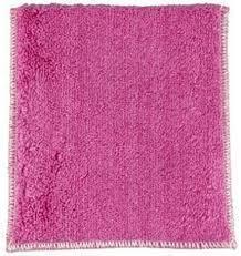 Бамбуковая салфетка для мытья посуды 18х23 см розовый, фото 2