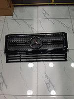 Решетка радиатора Mercedes Benz G-class W463 2007-2017