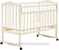 Кровать детская Bambini Классик( Белый ,слоновая кость), фото 2