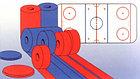 Разметка хоккейная, фото 2
