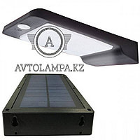 C датчиком дв. и фотореле 32 LED LAMPER Светильник LED настенный на солнечной батарее