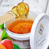 Профессиональная сахарная паста― «karamelka» 550 гр. мягкой  плотности.
