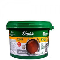 Knorr Professional бульон грибной, 2 кг