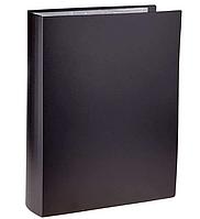 Папка с файлами OfficeSpace на 100 вкладышей, черная