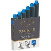 """Картриджи чернильные Parker """"Cartridge Quink Mini"""""""